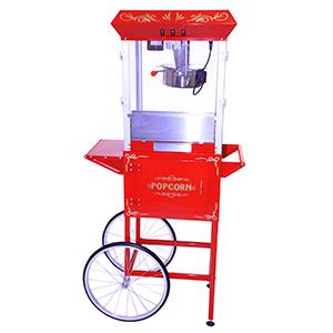 Popcornmachine te huur