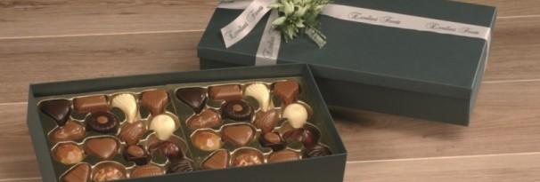 Gift Box 64 klassieke pralines