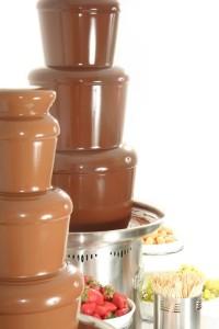 Chocoladefonteinen sephra prijslijst