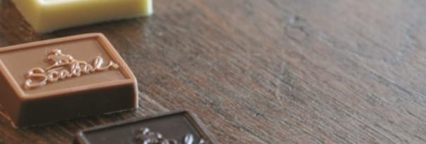 Belgische chocolade als beschermd merk