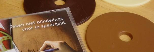 Chocolade CD