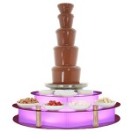 display chocoladefontein