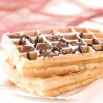 Brusselse wafel chocolade